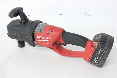 Milwaukee Fuel 2708-20 M18 HOLE HAWG RA Drill w/QUIK-LOK With 18V Battery
