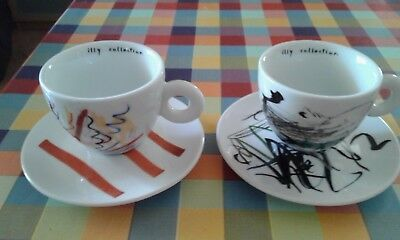ILLY TAZZE CAPPUCCINO Collection 2004 PADRAIG TIMONEY - PEN TESTS
