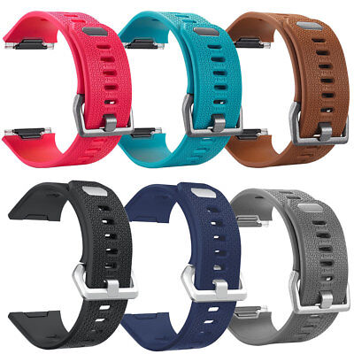 Replacement Silicone Gel Strap Bracelet Wrist Band For Fitbit Ionic Sports Watch