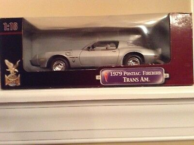1979 pontiac trans am 10th anniversary 1:18 die cast model by Road Signature