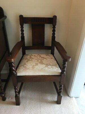 Jacobean Carver Chairs
