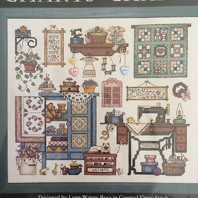 Sew Cozy - Dimensions Charts & Charms #72378   KIT