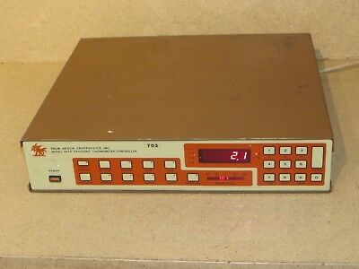 Palm Beach Cryophysics Model 4075 Cryogenic Thermometer / Controller