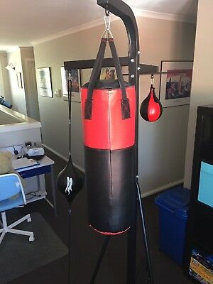 Boxing 3 In 1 Multi Station Lightly Used