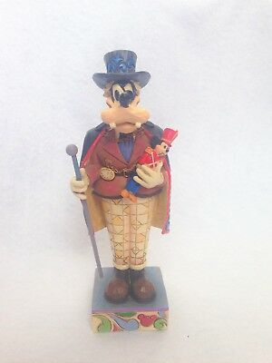 jim shore disney goofy as drosselmeyer christmas nutcracker 4016562