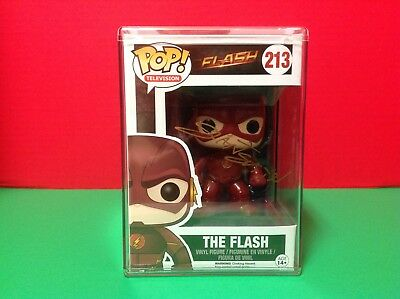 The Flash Funko POP Figure Signed By Grant Gustin