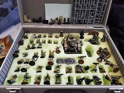 Warhammer 40K Imperial Guard Small Collection