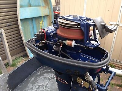 25hp outboard motor - short shaft