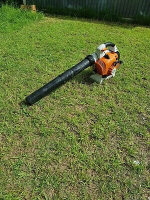 Stihl Bg86C Professional Blower In Excellent Condition & Runs Like New