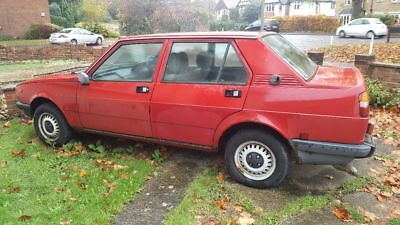 1980 Alfa Romeo  spares or repair