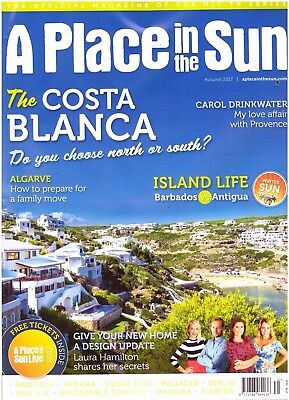 A Place in the Sun Magazine - Autumn 2017 - Issue 131