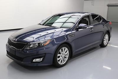 2015 Kia Optima  2015 KIA OPTIMA EX LEATHER CRUISE CTRL ALLOY WHEELS 10K #485298 Texas Direct