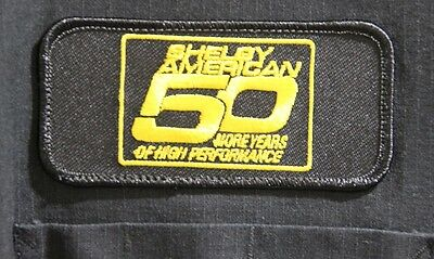 Authentic Shelby American used Shop Uniform Shirt XL