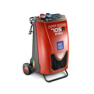 TEXA Konfort 705R Off Road Recharge Station R134a