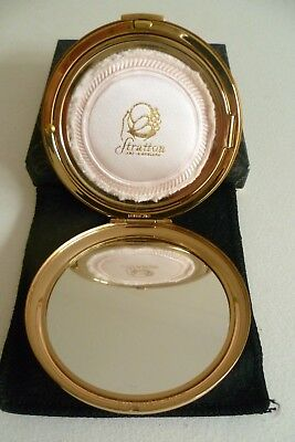 Vintage Stratton Compact with Box