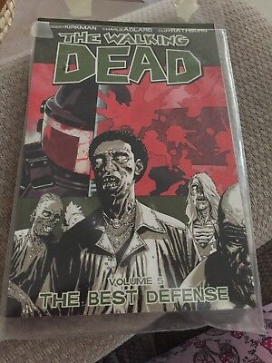 The Walking Dead Volume 5 The Best Defense Graphic Novel