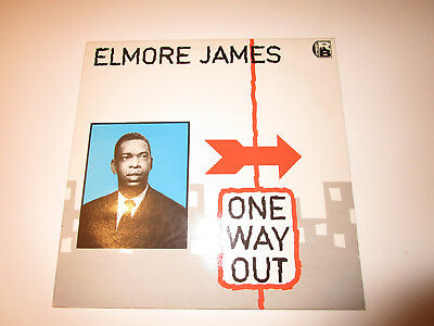 Elmore James - One way out  LP