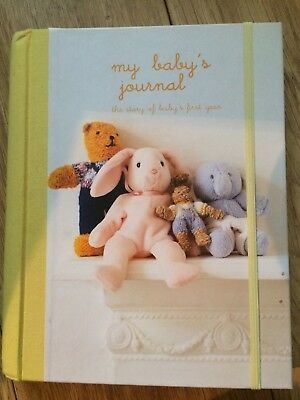Nwot Baby Memories Book. 'my Baby's Journal' Your Personal Account Of 1St Year.
