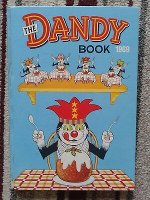 Dandy Annual 1969