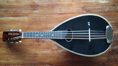 Good Post-War Lignatone Bowl Back Mandolin by Cremona of Luby, Czechoslovakia.