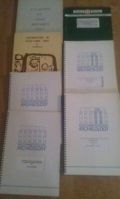 Collection of Northamptonshire Archaeology Reports