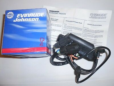 0582115 New Genuine Oem Johnson Evinrude Outboard Power Pack 582115 Lot F6