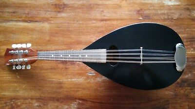 Modern Italian Musikalia Bowl Back Mandolin By Dr Alfio Leone of Catania, Sicily