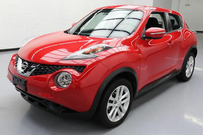 2017 Nissan Juke  2017 NISSAN JUKE S REARVIEW CAM CRUISE CTRL ALLOYS 21K #701106 Texas Direct Auto