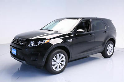 2016 Land Rover Discovery  2016 LAND ROVER DISCOVERY SE AWD NAV REAR CAM 21K MILES #550175 Texas Direct