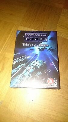 Abacusspiele - RACE FOR THE GALAXY - REBELLEN VS. IMPERIUM - Erweiterung OOP