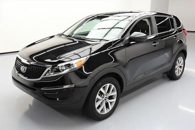 2016 Kia Sportage LX Sport Utility 4-Door 2016 KIA SPORTAGE LX CRUISE CTRL BLUETOOTH ALLOYS 41K #844624 Texas Direct Auto