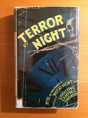 TERROR BY NIGHT selected CHRISTINE CAMPBELL THOMSON Selwyn  Not At Night series