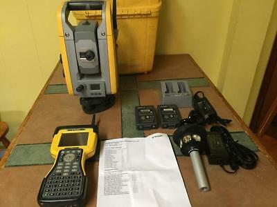 Robotic Total Station Trimble SPS700 DR300+/ S6 Surveyor used and good
