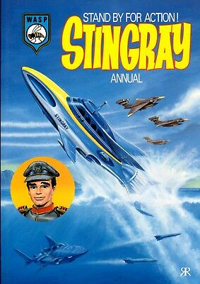 Gerry Anderson's Stingray Annual 1994