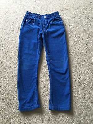 boys M & S corduroy trousers Age 6-7 Years