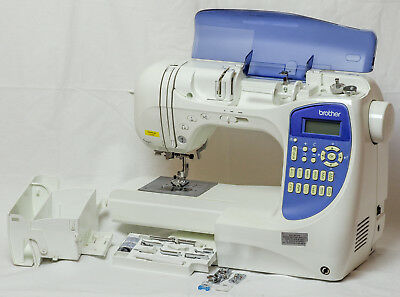 Brother NV600 computer sewing machine