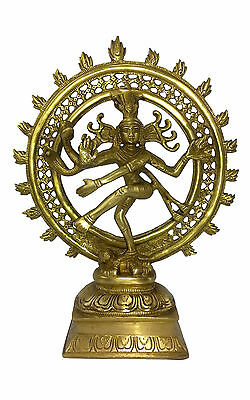 """SALE"" Dancing Shiva Natraj Bronze Statue -Rhythm & Harmony of Life,Creation"