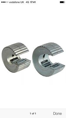 Monument Autocut 15mm And 22mm Copper Pipe Slice,.