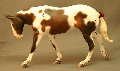 Breyer Custom Mule Molly by Mile High Studio  *Pretty Girl! *