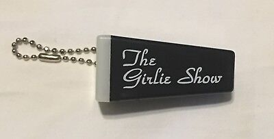 Very Rare Madonna Girlie Show Kaleidoscope Keychain - photo from her Sex Book.