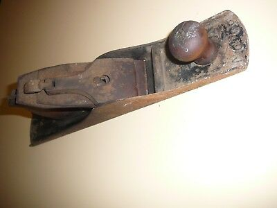 vintage no 6 metal wood plane stanley maybe? no name
