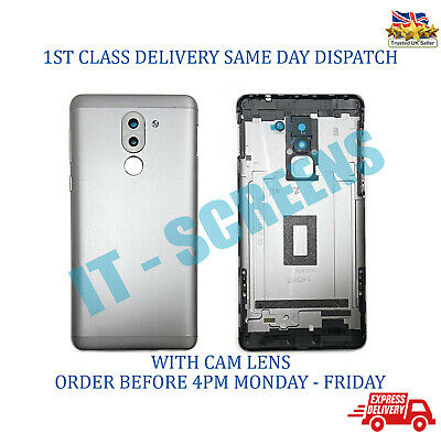 New Huawei Honor 6X Rear Housing Back Panel Battery Cover With Buttons