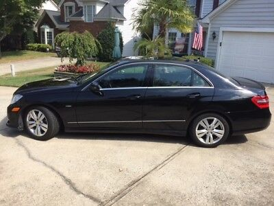 2012 Mercedes-Benz E-Class  2012 Mercedes E350 Bluetec Sedan - Diesel - Low Miles