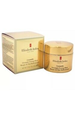 Elizabeth Arden Ceramide OVERNIGHT FIRMING MASK New In Box