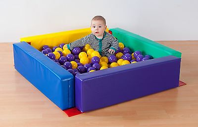 Soft Play Toddler Ballpit & Store bag.