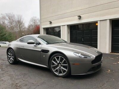 2013 Aston Martin Vantage Base Hatchback 2-Door 2013 Aston Martin Vantage 6 Speed 14k Miles 2 Sets of Wheels