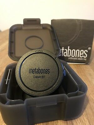 Metabones Ef To E Mark IV