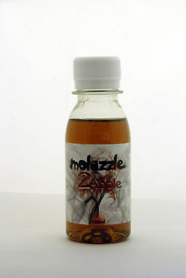 "Molasse Doppelapfel - Molazzle ""2Apple"" 100ml  in PET-Flasche - Feuchthaltemitte"