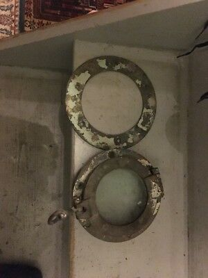 Old Brass Porthole