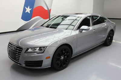 2014 Audi A7  2014 AUDI A7 3.0T PREMIUM PLUS AWD SUNROOF NAV 24K MI #142478 Texas Direct Auto